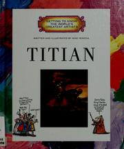 Titian (Getting to Know the World's Greatest Artists)