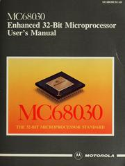 Cover of: MC68030 by