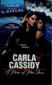 Cover of: A hero of her own | Carla Cassidy
