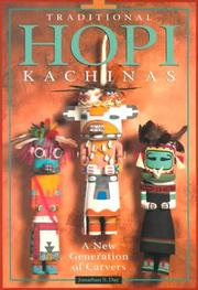 Cover of: Traditional Hopi Kachinas