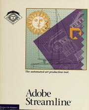 Cover of: Adobe Streamline |
