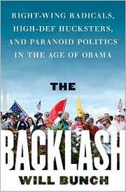 Cover of: The Backlash by Will Bunch