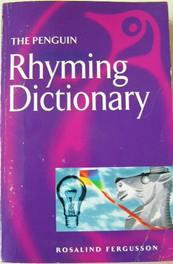 Cover of: The Penguin rhyming dictionary by Rosalind Fergusson
