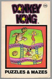 Cover of: Donkey Kong | Jo-Ann Marshall, Curt Weiss, Stacy Sherman