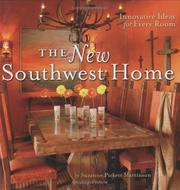 Cover of: The New Southwest Home | Suzanne Pickett Martinson