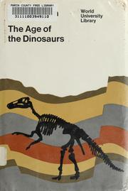 Cover of: The age of the dinosaurs by Björn Kurtén