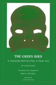 Cover of: The green bird