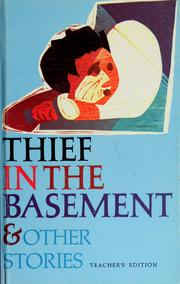 Cover of: Thief in the basement & other stories | Kathryn Wentzel Lumley