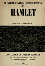 hamlet open to interpretations A hamlet is written by william shakespeare b written in london, england in the early seventeenth century c the play takes place in denmark during the late medieval age (1300's-1500's) d.