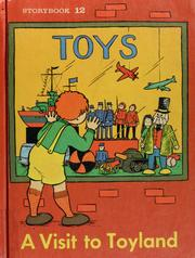 Cover of: A visit to toyland | Sullivan Associates