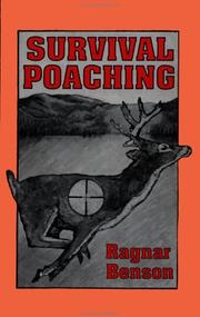 Cover of: Survival poaching