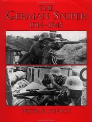 Cover of: The German sniper 1914-1945
