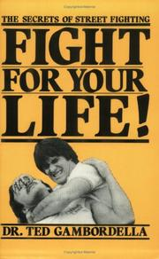 Cover of: Fight For Your Life!