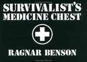 Cover of: Survivalist's medicine chest