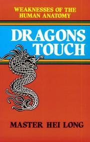Cover of: Dragons touch