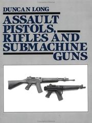 Cover of: Assault pistols, rifles, and submachine guns