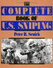 Cover of: Complete Book of U.S. Sniping