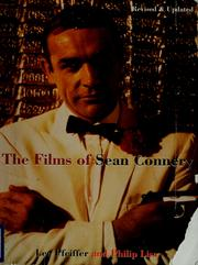 Cover of: The films of Sean Connery | Lee Pfeiffer