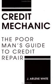 Cover of: Credit mechanic