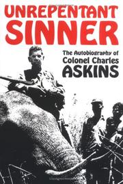 Cover of: Unrepentant Sinner