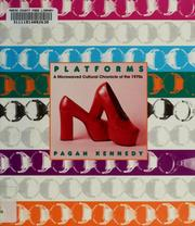 Cover of: Platforms | Pagan Kennedy