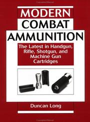 Cover of: Modern Combat Ammunition