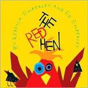 Cover of: The Red Hen by Rebecca Emberley