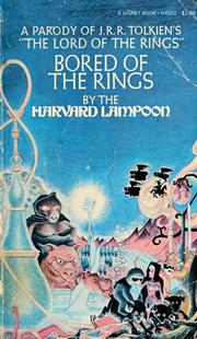 Cover of: Bored of the rings by Henry N. Beard