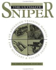 Cover of: The ultimate sniper