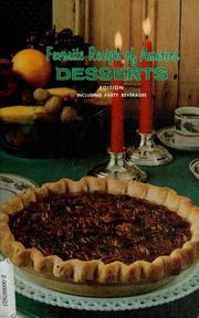 Cover of: Favorite recipes of America by