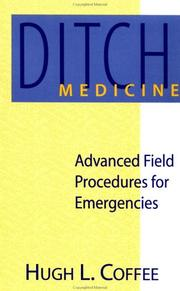 Cover of: Ditch Medicine