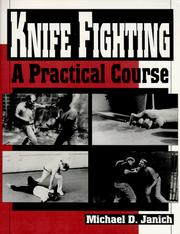 Cover of: Knife fighting