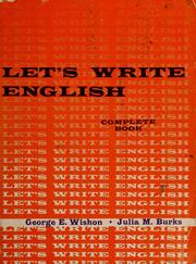 Let's write English (1968 edition) | Open Library