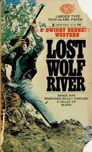 Cover of: Lost Wolf River by D. B. Newton