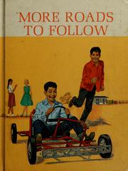 Cover of: Roads to follow by Helen M. Robinson