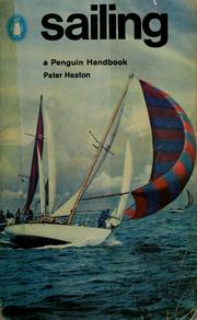 Cover of: Sailing | Peter Heaton