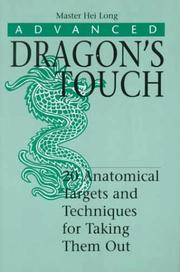 Cover of: Advanced dragon's touch