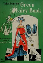 Cover of: Tales from the green fairy book | Andrew Lang