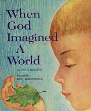 Cover of: When God imagined a world | Jean Hosking Richards