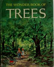 Cover of: The wonder book of trees by Cynthia Iliff Koehler