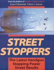 Cover of: Street stoppers