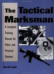Cover of: The tactical marksman