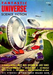 Cover of: Fantastic Universe, March 1955 by