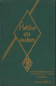 Cover of: Fletcher Gas Cookers by Fletcher Russell and Company Ltd.