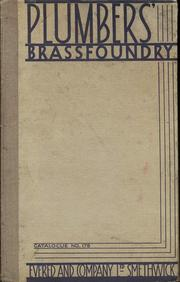 Cover of: Plumbers' Brassfoundry. Catalogue No. 178 | Evered and Company Limited.