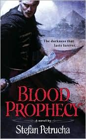Cover of: Blood Prophecy by Stefan Petrucha