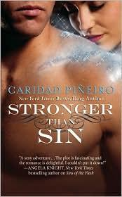 Cover of: Stronger than Sin | Caridad Pineiro