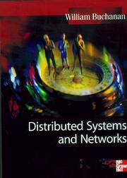Cover of: Distributed Systems and Networks