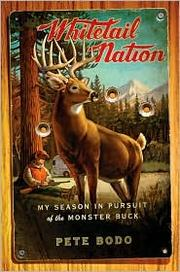 Cover of: Whitetail Nation by Pete Bodo