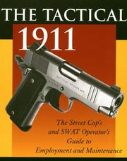 Cover of: The tactical 1911